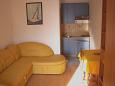 Bedroom - Studio flat AS-2696-a - Apartments Bratuš (Makarska) - 2696