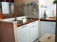 Kitchen - Apartment A-2704-c - Apartments Promajna (Makarska) - 2704