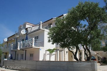 Promajna, Makarska, Property 2704 - Apartments blizu mora with pebble beach.