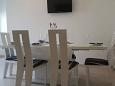 Dining room - Apartment A-2705-b - Apartments Drašnice (Makarska) - 2705