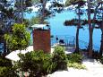 Courtyard Brela (Makarska) - Accommodation 2713 - Apartments near sea with pebble beach.