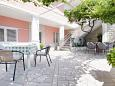 Terrace - Apartment A-2714-b - Apartments Podgora (Makarska) - 2714