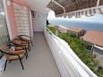Terrace - Apartment A-2714-c - Apartments Podgora (Makarska) - 2714