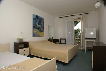 Room S-2715-c - Apartments and Rooms Brela (Makarska) - 2715