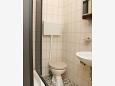 Bathroom - Studio flat AS-272-b - Apartments Orebić (Pelješac) - 272