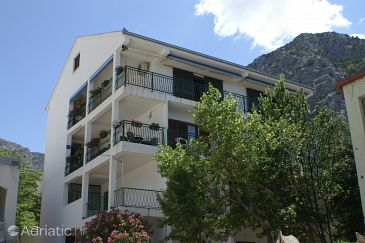 Property Gradac (Makarska) - Accommodation 2735 - Apartments near sea with pebble beach.