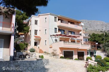 Property Duće (Omiš) - Accommodation 2749 - Apartments near sea with sandy beach.