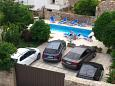 Parking lot Orebić (Pelješac) - Accommodation 277 - Vacation Rentals near sea with pebble beach.