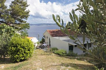 Property Mimice (Omiš) - Accommodation 2774 - Apartments near sea with pebble beach.