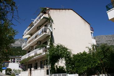 Property Podgora (Makarska) - Accommodation 2787 - Apartments near sea with pebble beach.