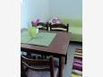 Dining room - Studio flat AS-2798-a - Apartments Omiš (Omiš) - 2798