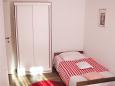 Bedroom 1 - Apartment A-2806-a - Apartments Omiš (Omiš) - 2806