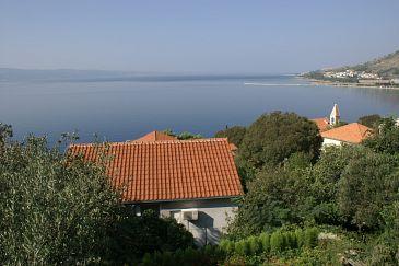 Obiekt Omiš (Omiš) - Zakwaterowanie 2823 - Apartamenty blisko morza ze żwirową plażą.