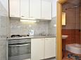 Kitchen - Apartment A-2827-b - Apartments Pisak (Omiš) - 2827