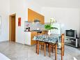 Dining room - Apartment A-2827-e - Apartments Pisak (Omiš) - 2827