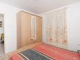 Supetar, Bedroom u smještaju tipa apartment, dopusteni kucni ljubimci i WIFI.