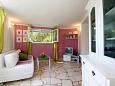 Living room - Apartment A-2836-a - Apartments Supetar (Brač) - 2836