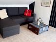 Pokój dzienny - Apartament A-2862-c - Apartamenty Splitska (Brač) - 2862