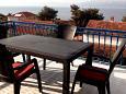 Terrace - Apartment A-2862-c - Apartments Splitska (Brač) - 2862