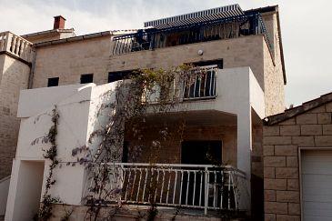 Obiekt Splitska (Brač) - Zakwaterowanie 2862 - Apartamenty w Chorwacji.