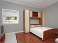 Bedroom - Studio flat AS-2871-a - Apartments Sumartin (Brač) - 2871