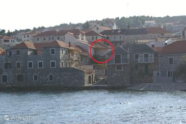 Property Postira (Brač) - Accommodation 2872 - Apartments near sea with pebble beach.