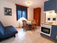 Bol, Dining room u smještaju tipa apartment, dostupna klima i WIFI.