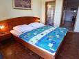 Bol, Bedroom u smještaju tipa apartment, dostupna klima i WIFI.