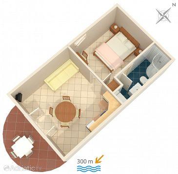 Apartment A-2874-e - Apartments Bol (Brač) - 2874