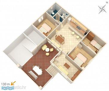 Apartment A-2895-a - Apartments Rogoznica (Rogoznica) - 2895
