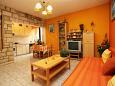 Living room - Apartment A-2896-a - Apartments Supetar (Brač) - 2896