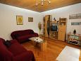 Living room - Apartment A-2896-b - Apartments Supetar (Brač) - 2896