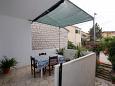 Terrace - Apartment A-2896-b - Apartments Supetar (Brač) - 2896