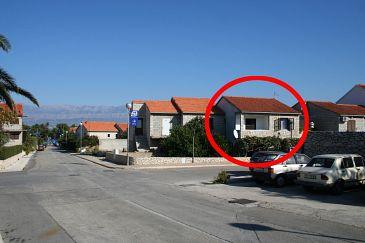 Obiekt Supetar (Brač) - Zakwaterowanie 2896 - Apartamenty ze żwirową plażą.