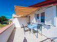 Terrace - Studio flat AS-290-b - Apartments Nin (Zadar) - 290