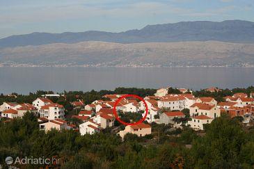 Property Supetar (Brač) - Accommodation 2903 - Apartments with pebble beach.