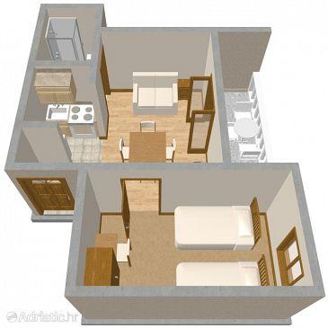 Apartment A-292-b - Apartments Zadar - Diklo (Zadar) - 292