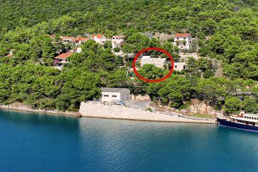 Obiekt Pučišća (Brač) - Zakwaterowanie 2927 - Apartamenty blisko morza.