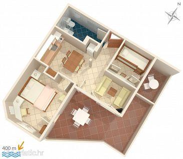 Apartment A-294-d - Apartments Vir - Torovi (Vir) - 294