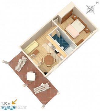 Apartment A-2940-a - Apartments Sumartin (Brač) - 2940