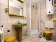 Bathroom - Studio flat AS-2954-a - Apartments Povlja (Brač) - 2954