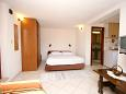 Bedroom - Studio flat AS-2954-a - Apartments Povlja (Brač) - 2954