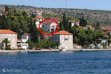 Property Milna (Brač) - Accommodation 2962 - Apartments near sea.