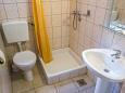 Bathroom - Apartment A-2973-d - Apartments and Rooms Lokva Rogoznica (Omiš) - 2973