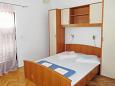 Bedroom - Apartment A-2973-d - Apartments and Rooms Lokva Rogoznica (Omiš) - 2973