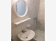 Bathroom - Studio flat AS-2973-d - Apartments and Rooms Lokva Rogoznica (Omiš) - 2973