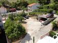 Parking lot Lokva Rogoznica (Omiš) - Accommodation 2973 - Apartments and Rooms near sea with pebble beach.