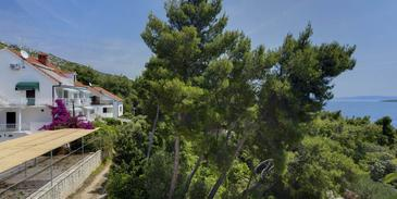 Property Zavala (Hvar) - Accommodation 2986 - Apartments near sea with pebble beach.