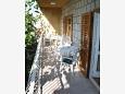 Balcony - House K-2988 - Vacation Rentals Podstrana (Split) - 2988