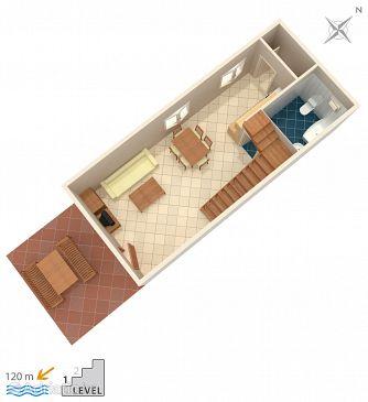 Apartment A-300-b - Apartments Baška Voda (Makarska) - 300